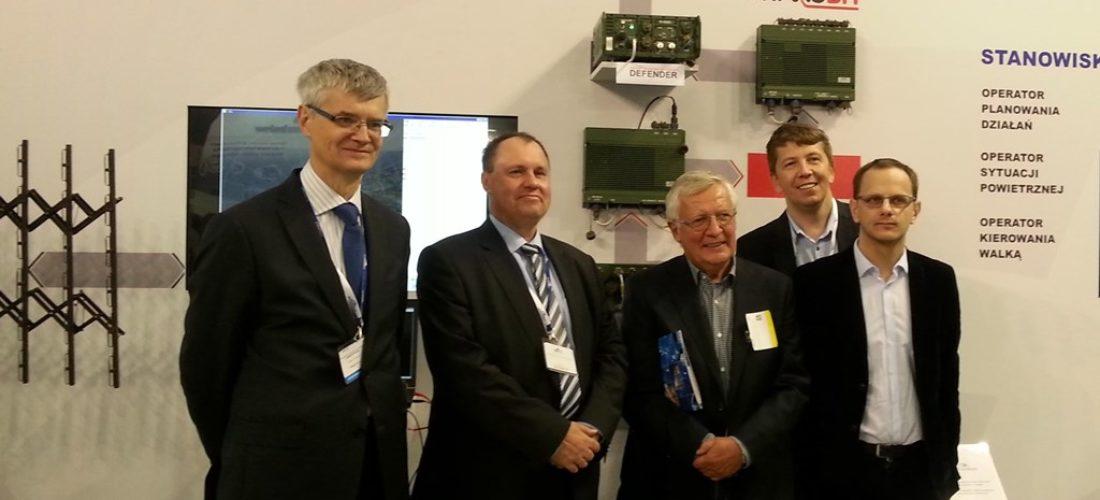 Transbit at the MSPO 2014 exhibition in Kielce