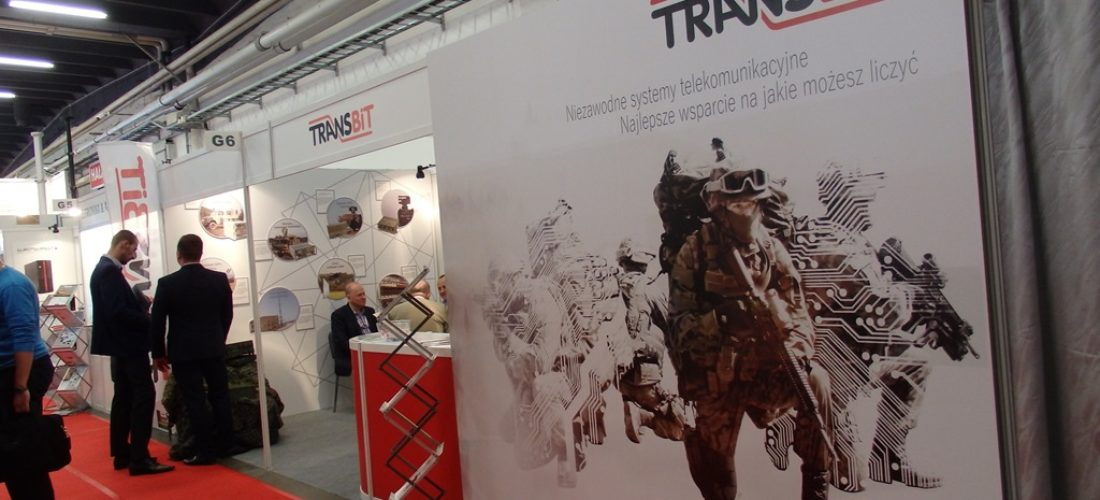 Transbit at the 24th International Defense Industry Exhibition MSPO in Kielce
