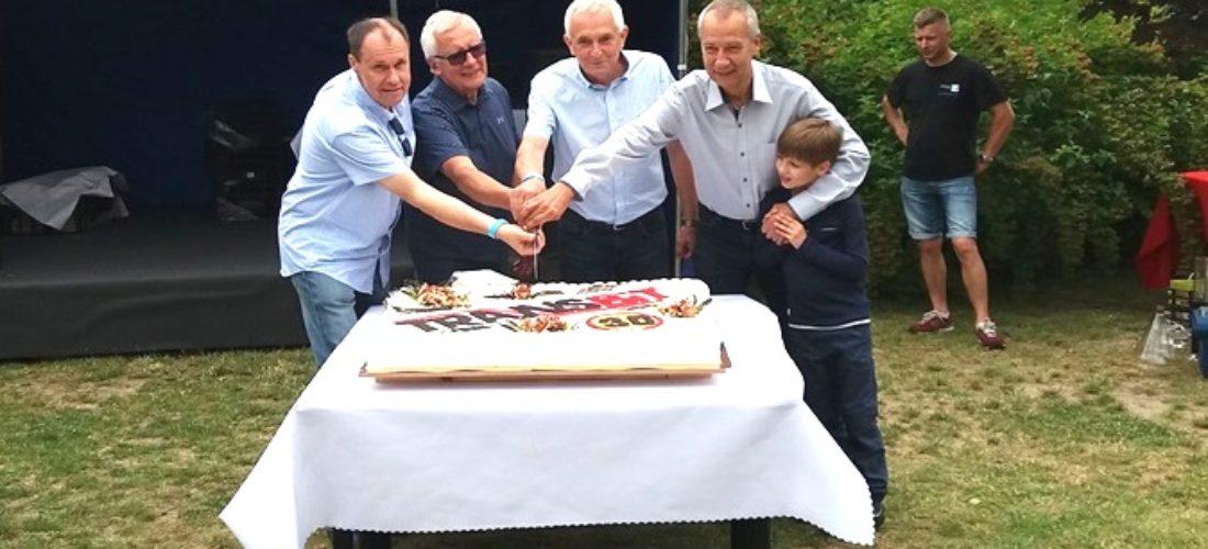 Piknik rodzinny z okazji 30-lecia działalności firmy Transbit
